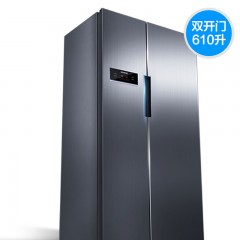 SIEMENS/西门子 KA92NV66TI 双开门双门对开门家用变频无霜电冰箱
