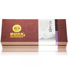 峡谷沙龙2016年明前春茶 一级蒸青绿茶 恩施玉露历史茗茶150g礼盒 蒸青工艺 手工制作 历史名茶