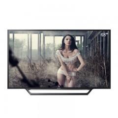 Sony/索尼 KDL-48W650D 48英寸液晶高清 wifi网络 平板电视 正品保证 三期免息 咨询有礼 售后上门