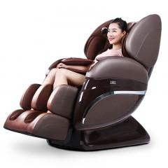 丁阁仕A6L家用全身按摩椅 零重力太空舱全自动音乐按摩椅沙发 双SL导轨 深V零重力 泰式拉筋